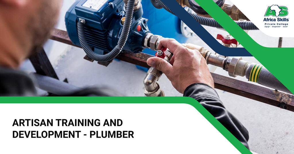 Artisan Training and Development - Plumbers