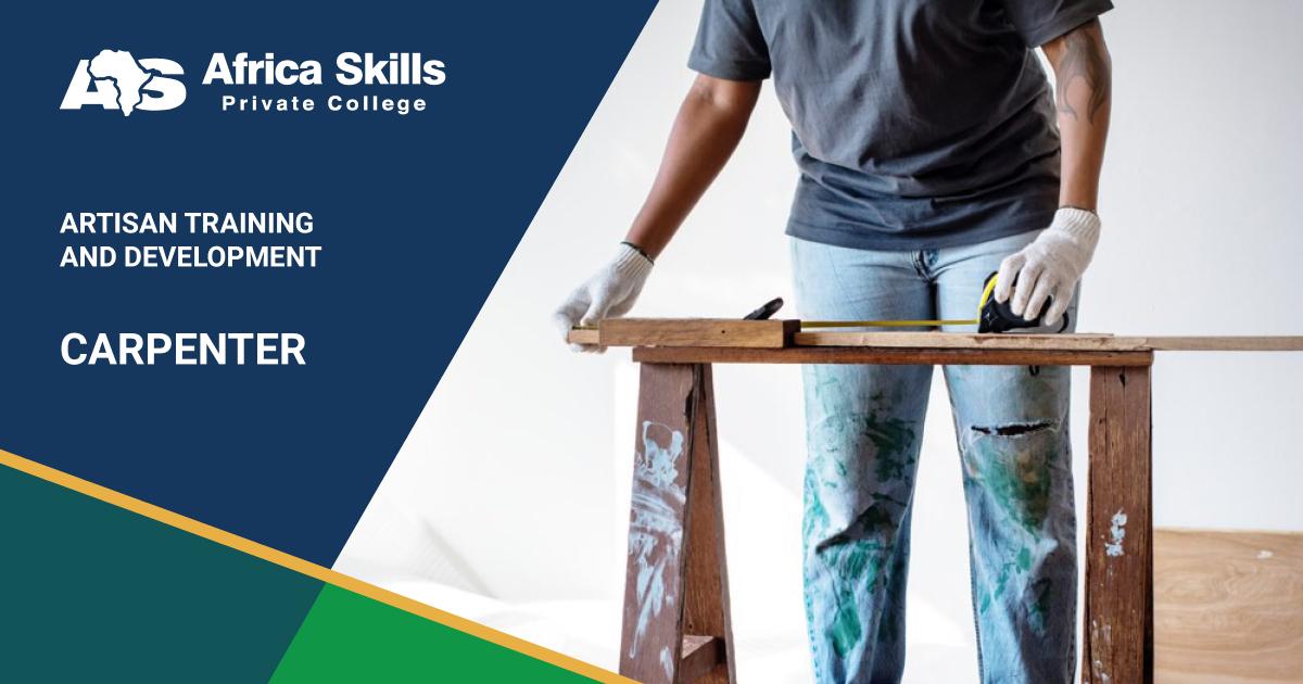 Africa Skills carpenter
